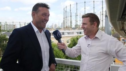 CWC19: Eng v SA – Jacques Kallis talks golf, rhinos and of course, cricket!