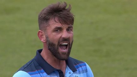CWC19: Plunkett gets the big fish as De Kock is dismissed