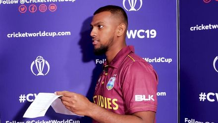 CWC19: You laugh, you lose – Bravo and Pooran