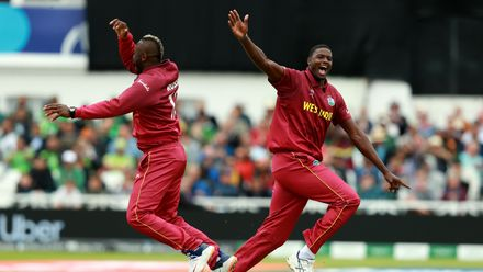 West Indies 108/3 vs Pakistan 105 | Match 2 | ICC