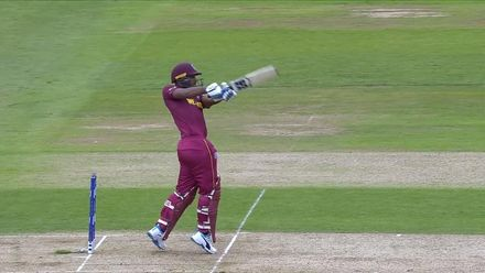 Nissan POTD: Nicholas Pooran stands and delivers