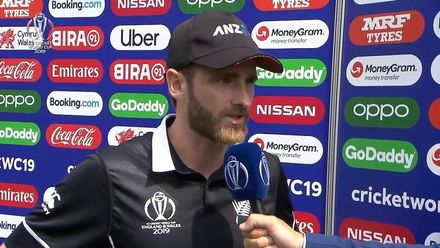 CWC19: NZ v SL - Post-match presentation