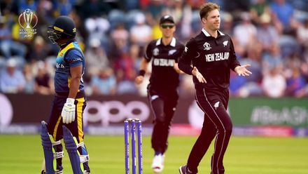 CWC19: NZ v SL -  Still photo montage