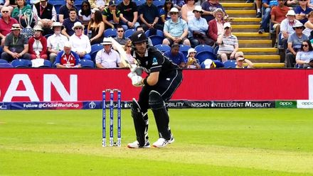 CWC19: NZ v SL - Highlights of Guptill bringing up his half century