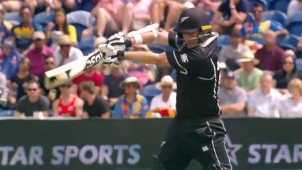CWC19: NZ v SL - Colin Munro batting highlights