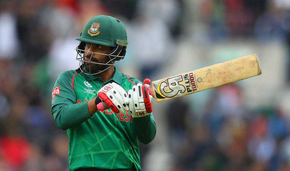 Wrist injury puts Tamim in doubt for Bangladesh's CWC19 opener