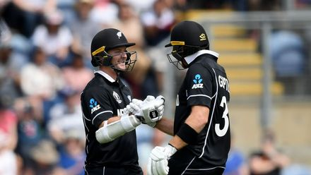 CWC19: NZ v SL - Match highlights