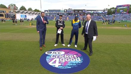 CWC19: NZ v SL - Toss and pre-match analysis