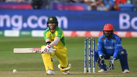 CWC19: AFG v AUS - Match highlights