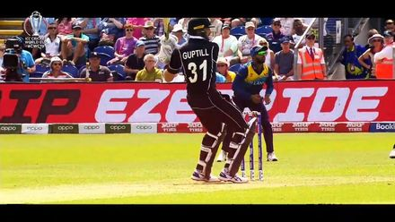 CWC19: NZ v SL - Closer