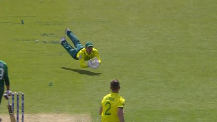 CWC19: SA v BAN - Diving de Kock accounts for Soumya