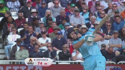 CWC19: Eng v Pak - Highlights of Jos Buttler's 103