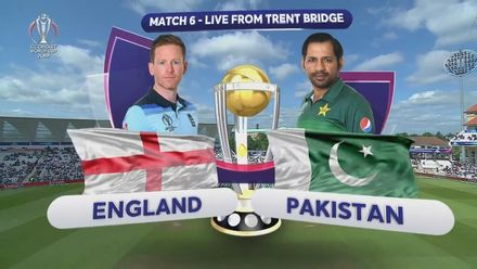 CWC19: Eng v Pak - Match Highlights