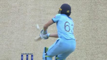 Nissan POTD: Buttler ramps Wahab for four