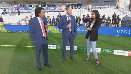 CWC19: Eng v Pak - The Review with Nasser, Ramiz & Zainab