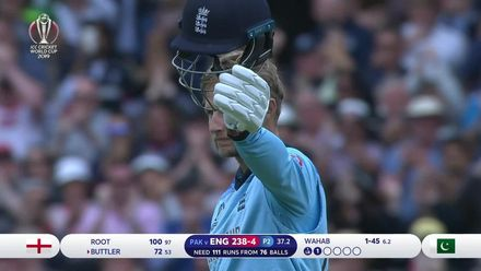 CWC 19: Eng v Pak - England innings highlights