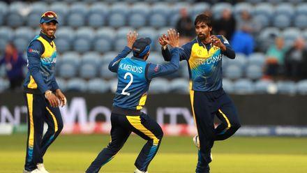 CWC19: AFG v SL - Nuwan Pradeep, four wicket haul
