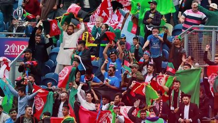 CWC19: AFG v SL - The best pictures from today's game