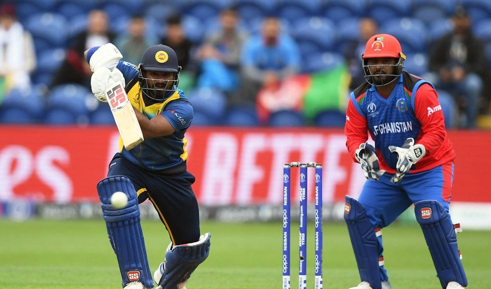 Sri Lanka win thriller in Cardiff thanks to Kusal Perera's 78