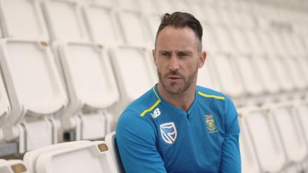 CWC19: Faf Du Plessis feature
