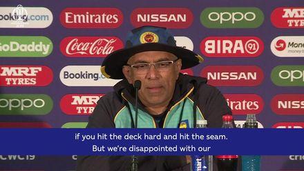 CWC19: Afg v SL – We really needed the win, says Chandika Hathurusingha