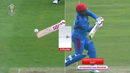 CWC19: AFG v NZ - Neesham takes third wicket to put AFG in trouble