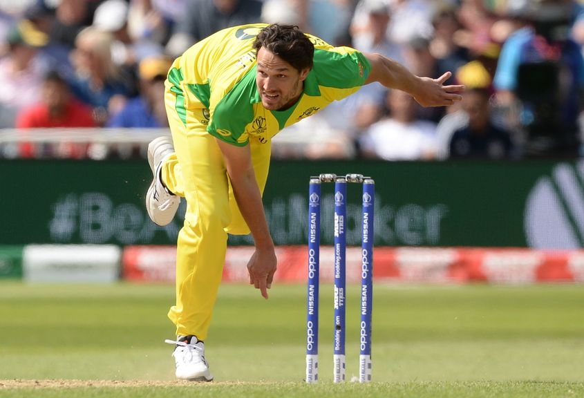 Nathan Coulter-Nile went wicket-less in the first two matches against Afghanistan and West indies