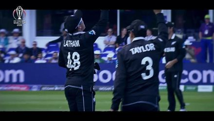 CWC19: AFG v NZ - Closer