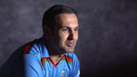 CWC19: Mohammad Nabi - 'We started from zero, now we're heroes in Afghanistan'