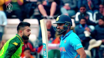 CWC19: IND v AUS - Rohit Sharma vs South Africa highlights