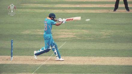 CWC19: IND v AUS - Virat Kohli batting montage