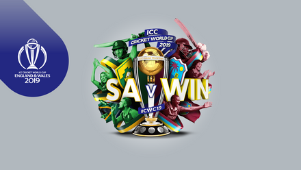 CWC 19: SA v WI – Match preview