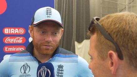 CWC19: ENG v BAN - Niall speaks to Jonny Bairstow