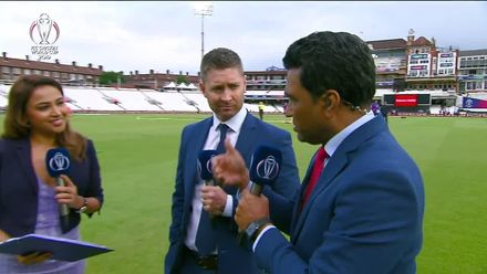 CWC 19: IND v AUS – Review Show