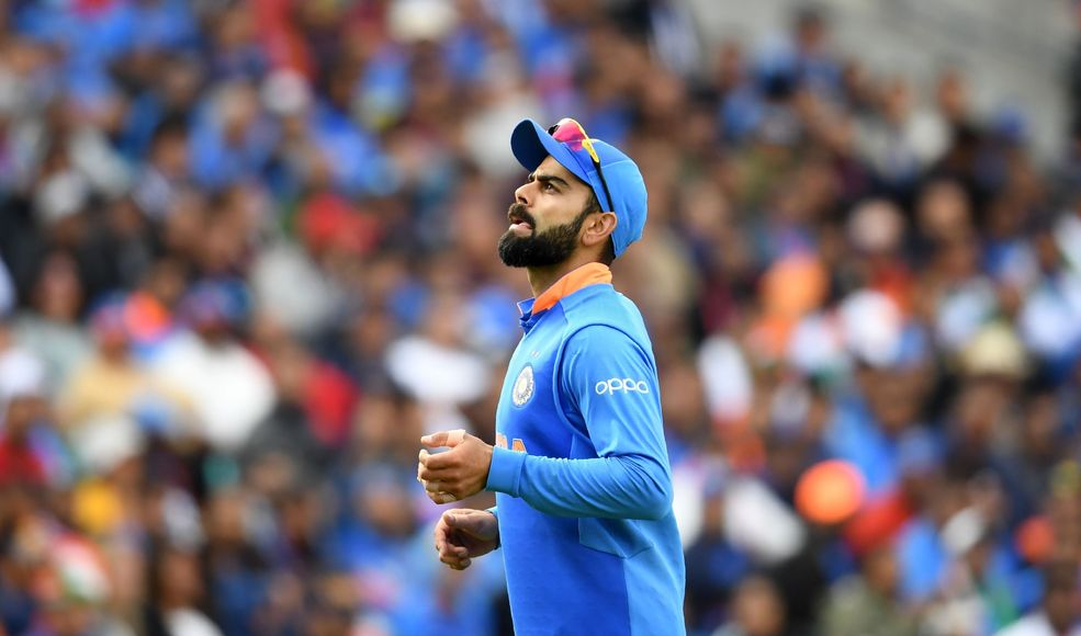 Kohli reinvokes Spirit of Cricket to discourage Smith booing