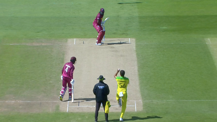 CWC19: AUS v WI –Starc takes five wickets
