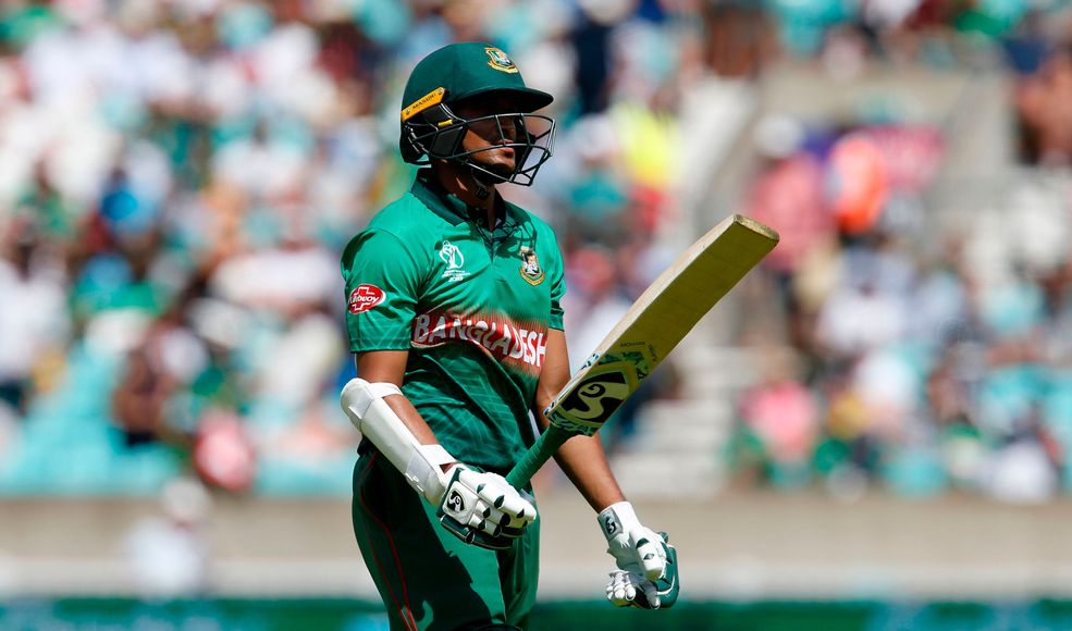 Injury scare leaves Shakib doubtful for Sri Lanka clash