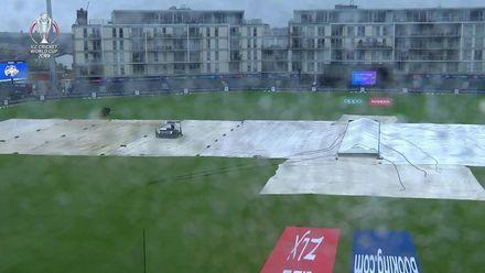 CWC19: BAN v SL - Latest rain update