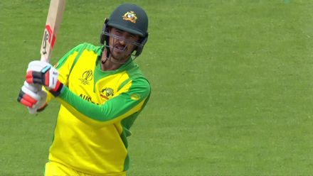 CWC19: AUS v PAK – Starc is the last wicket to fall as Australia fold for 307