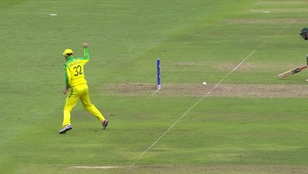 Nissan POTD: Maxwell finishes the game with a run-out