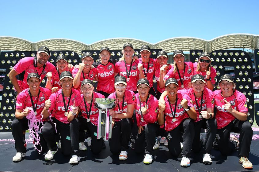 Sydney Sixers is the most successful team in WBBL history, appearing in the finals of each edition and winning back-to-back titles in 2016-17 and 2017-18.