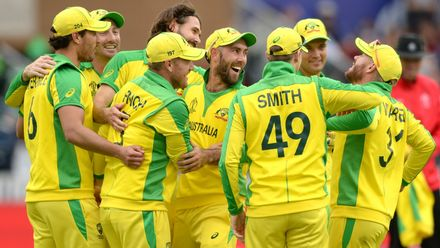 Australia 307 vs Pakistan 266 | Match 17 | ICC