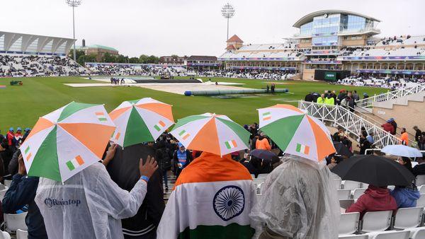 Rain plays spoilsport at India v New Zealand