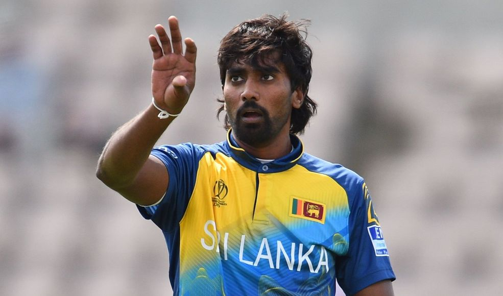 Nuwan Pradeep ruled out of CWC19 with injury