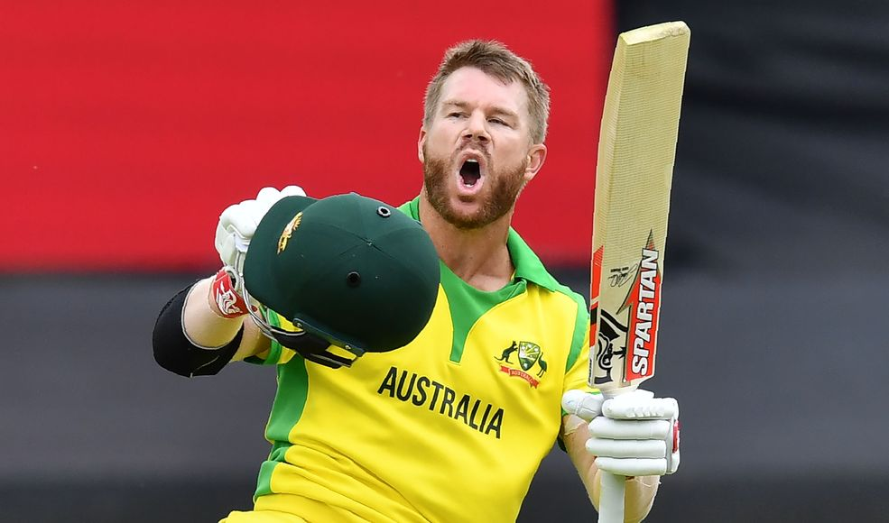 'The hundred was a long time coming' – David Warner