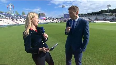 CWC19: Eng v WI – The Review