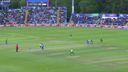 CWC19: SA v AFG - Excellent catch from Markram sees the end of Gulbadin