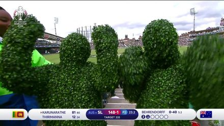 CWC19: SL v AUS - Sri Lanka on the hedge of a historic win