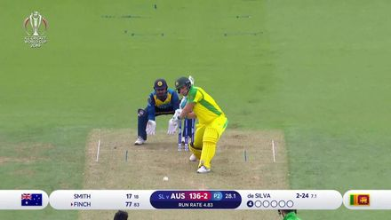 Oppo Be a Shotmaker: Aaron Finch