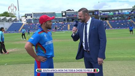 CWC19: SA v AFG - Match preview